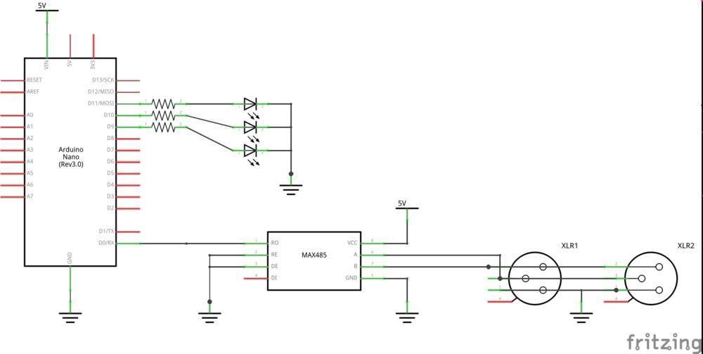 Ziemlich Schaltplan Cat5 Nach Dmx Galerie - Elektrische Schaltplan ...